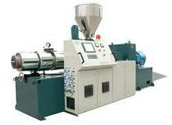 We are a key component in manufacturing and supplying a wide gamut of Single Screw Extruder Machine. Extensively commanded by our valuable patrons for their smooth surface finish and seamless shine. Further, clients can avail these products from us in various shapes, sizes and dimensions.  Single Screw Extruder Machine in vadodara Gujarat  Single Screw Extruder Machine in bharuch Gujarat  Single Screw Extruder Machine in surat Gujarat  Single Screw Extruder Machine in pune maharastra