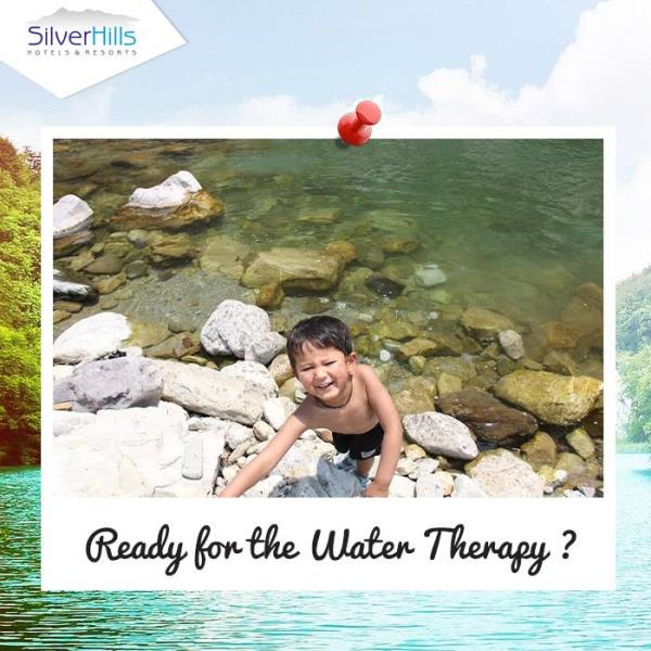 Ready for the Water Therapy ? The River quietly flowing alongside the Corbett River Creek resort in Jim Corbett will give you a reasoning to perfect holiday destination..  Luxury resorts in jim Corbett -  for more info call us at +91 9650084379, 91 9811142095