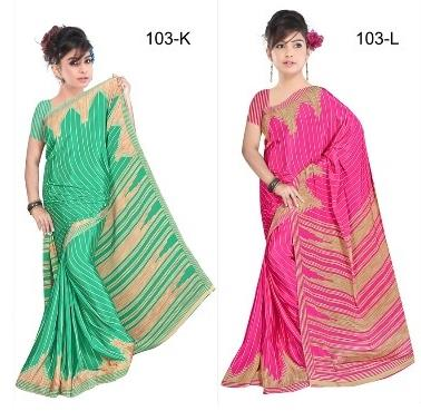 Wholesale Uniform Sarees in Tamil Nadu  We engaged in Manufacturing and Supplying of wide range of Staff Uniforms, Showroom Uniform Saree, Reception Sarees, Friends Common Saree, Industrial Staff Saree, Corporate Staff Saree, Collage Unifor - by Mayur Cloth, Coimbatore