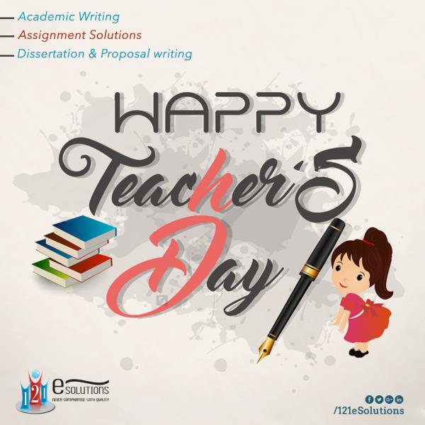 Happy Teacher's Day Thank you for being in #Service To #Humanity And #Making a #Difference #121esolutions