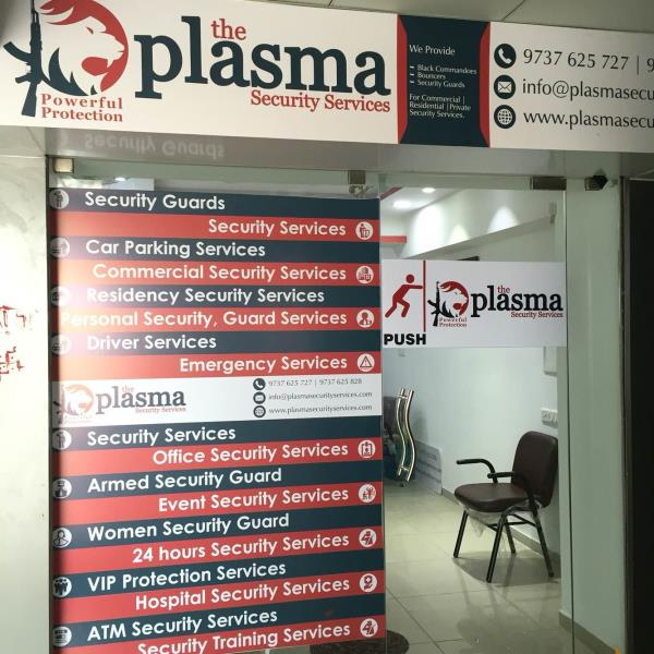 Now we are open in vadodara in Earth icon 1  The plasma security services provides all type of security services for commercial as well as residential security guards in vadodara gujarat.