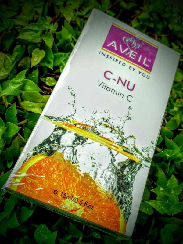 Aveil C-NU The dermatologists recommend vitamin c serum 20℅