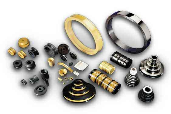 we are manufacturer ceramics spares in Vadodara Gujarat India
