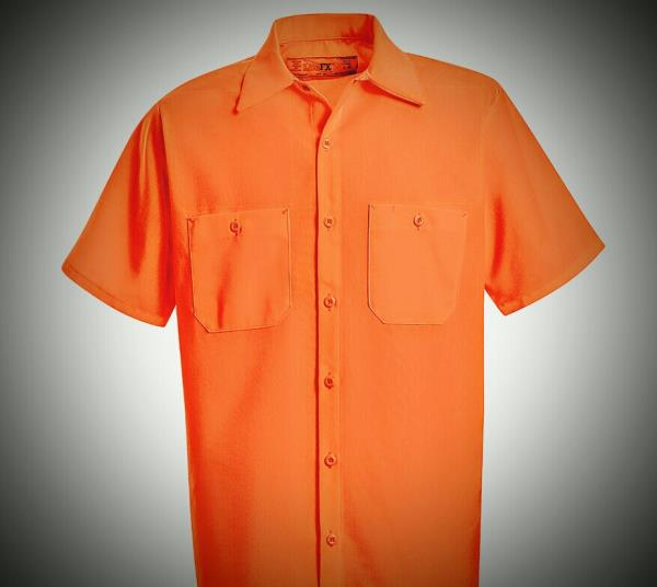 We have a special range for Half Sleev Shirts online in vadodara.You can use it on regular hangout wear and Office wear also.Orange shirt make you feel like a hunter on field.