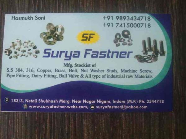 we are leading manufacturer and supplier of brass, bolts nut washer