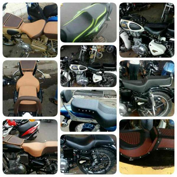 we change ur style at ur own bikes saloon @Mass sign marketing #junglighat #port Blair