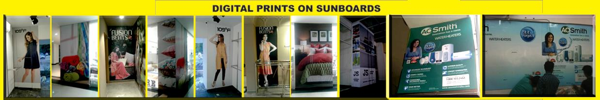 DIGITAL PRINTS ON SUNBOARDS INDOORS AND OUTDOORS  IF YOU ARE SEARCHING FOR A RELIABLE, TRUSTED, ECONOMICAL AND EFFICIENT MANUFACTURER AND SUPPLIER FOR DIGITAL PRINTS ON SUNBOARDS, , WE AT DIMENSIONS INDIA 8860908890 ARE THE MANUFACTURERS AN - by LED SIGN BOARD +918860908890, Delhi
