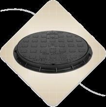 we Harkalyan castwell Pvt Ltd is leading manufacturer of ci manhole cover in ahmedabad Gujarat India