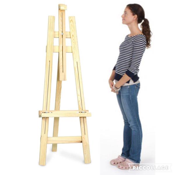 Wooden Easel StandRoger