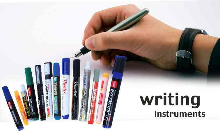 Our packnology for writing instruments incorporates attractive designs with purposeful applications printed with no fade colors for pens and markers in India.We manufactur sleeves for writing instruments in vadodara.