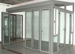 We are deeply engrossed in manufacturing a wide assortment ofAluminium Door in vadodara Gujarat