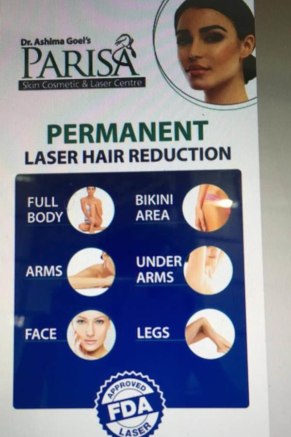val clinic in Chandigarh  Dr Ashima Goel Parisa skin cosmetic and laser Centre SCO 76, first floor,  Near Gopal Sweets, Sector 15 D , Chandigarh M - 9417169888       9780981403www.parisadermatology.com