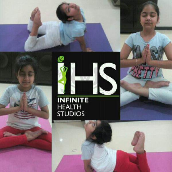 We feel elated when we see parents realizing the value of yoga which plays an instrumental part in building and shaping up their kids' future. IHS is grateful to be a part of this development and hopefully we are able to spread this word forward to help the next gen kids to not just be active with technology but also their health.  Call us on 8130691900/ 011-45539609 to know more about kids yoga.  #kidsyoga #concentrationexercises #brightfuture #healthiswealth