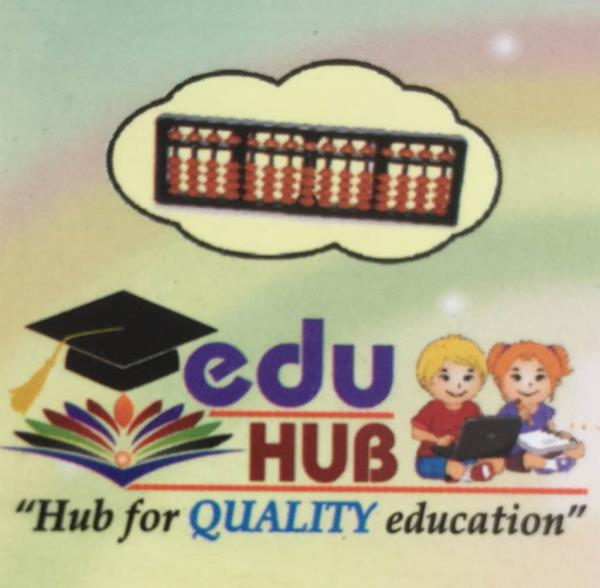 Edu hub is a whole brain development using ABACUS and Mental maths,  We have two programmes little masters and maths genius in Manjalpur Vadodara.