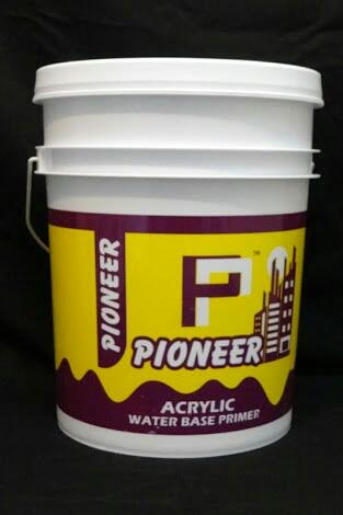 Pioneer Acrylic Primer