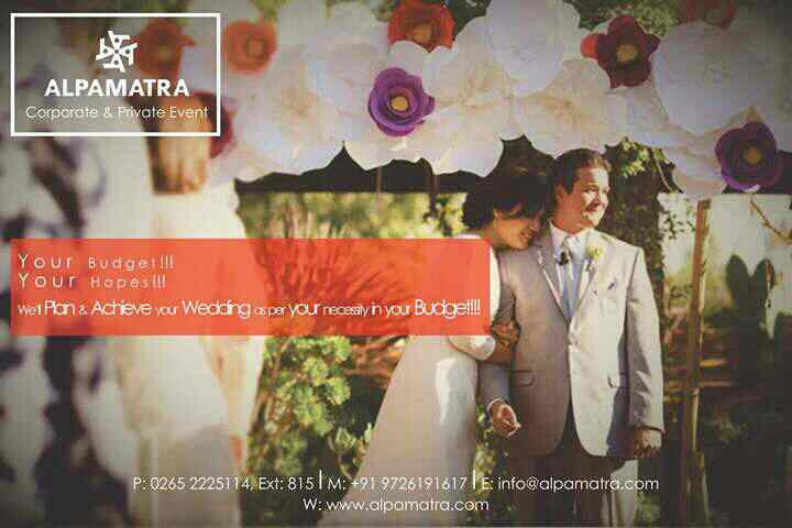 We have experts team for your dream wedding, which makes you feel a royal wedding with style.  www.alpamatra.com