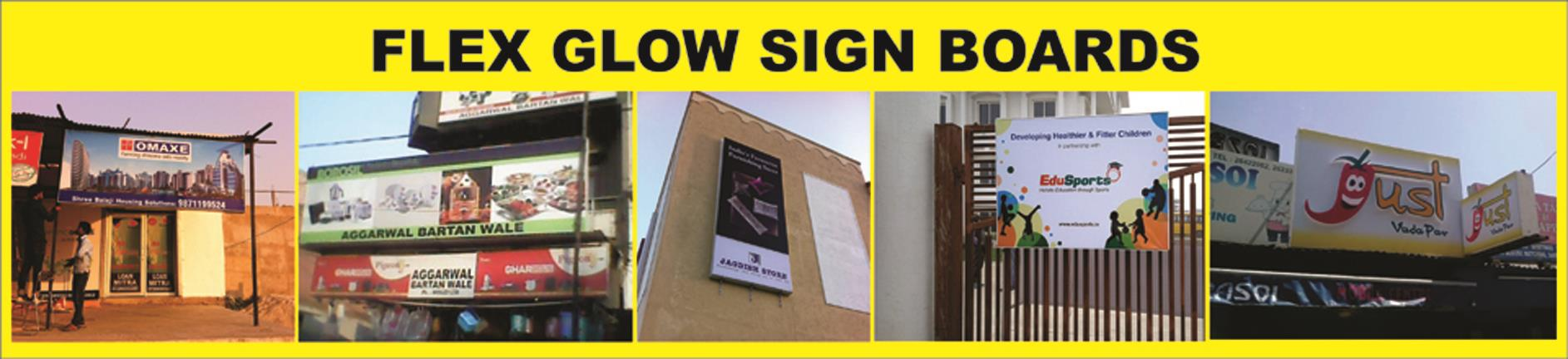 FLEX GLOW SIGN BOARDS AND FLEX  SIGNAGES:  ARE YOU LOOKING FOR  FLEX GLOW SIGN BOARDS:  WE AT DIMENSIONS INDIA 8860908890 ARE THE LEADING MANUFACTURERS IN DELHI DELHI NCR, :    - by LED SIGN BOARD BY DIMENSIONS INDIA, Delhi