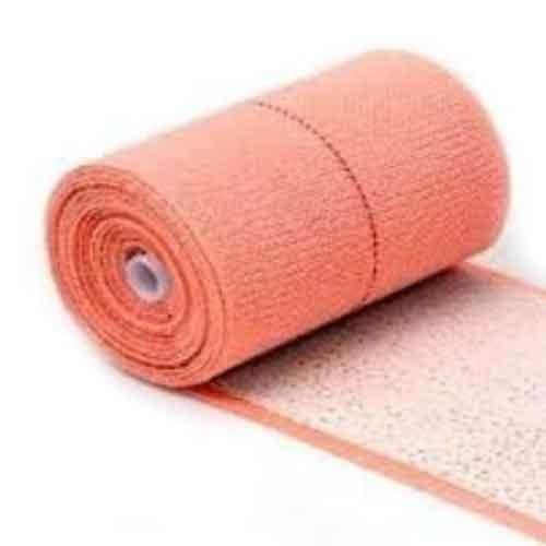 Elastic adhesive bandage manufacturer   Product Description: We have carved a niche as a well known firm of optimum quality Elastic Adhesive Bandage.