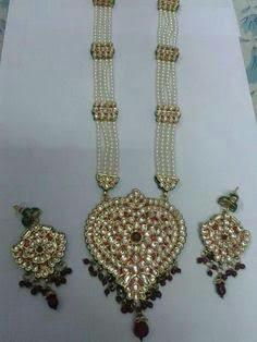 kundan rani haar  - by TKD Jewellers, Hyderabad