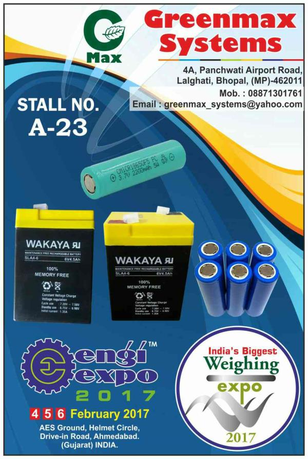 Weihhing Expo - by Exhibition Now, Ahmedabad