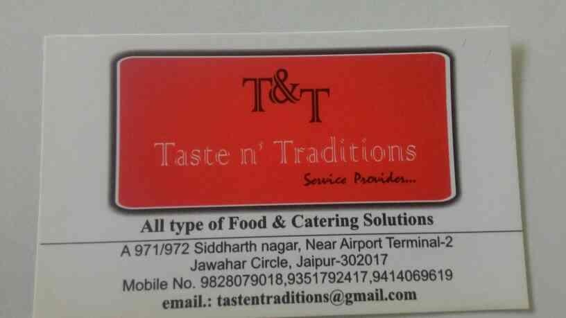 Top Catering Service in Jaipur
