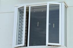 We are engaged in the manufacturing of UPVC Windows that are appreciated for bottom sash lift pull handles and, high brass effect key operated cam lock. Our Upvc Windows will never disappoint you. They are rotting and corrosion proof. Today, we are well reckoned as one of the major UPVC Sliding Windows Manufacturers because we make sure that not only your UPVC Windows are heat resistant but also UV resistant.