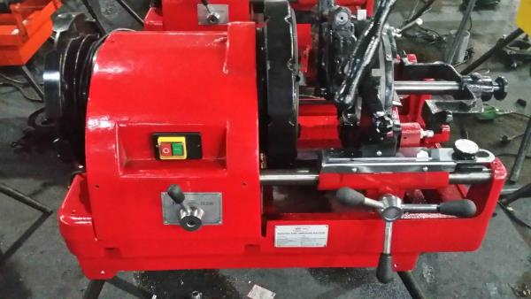 Pipe Threading Machines for conduit Pipes, GI pipes, M.S. Pipes ,  Delhi,  looking for Pipe threading machines for Fire fighting Contracts, Gas pipelines, Electrical contracts   MASKOT pipe threading machines are widely used in all above ap - by Mascot Machines, Delhi