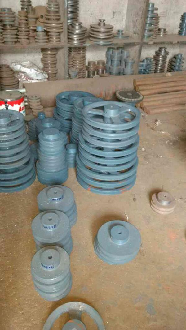 V-Belt Pulley Manufacturers in Rajkot.
