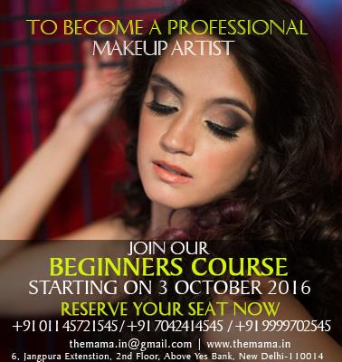 To learn Makeup & Hair Styling from International Faculty join Mama Academy in Delhi Ncr  For more information login to www.themama.in  Mama - Masters Academy of Makeup Art - by Masters Academy Of Makeup Art, New Delhi