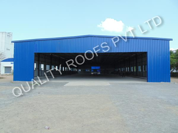 Factory Shed Roofing Solution In Chennai                       We are the Best Factory Shed Roofing Solution In Chennai.  which provides reliable Roofing Solution to its patrons. The projects we undertake are rendered using advanced equipment and tools in accordance with the defined guidelines and clients' specifications. We render all these solutions for residential, commercial and industrial establishments.  All these products are extremely rigid in state and ensure longer functional life. Keeping in mind the varied requirements our professionals prepare designs accordingly as per the latest trends. We select raw materials after quality checks to ensure durability, high strength and optimum output.