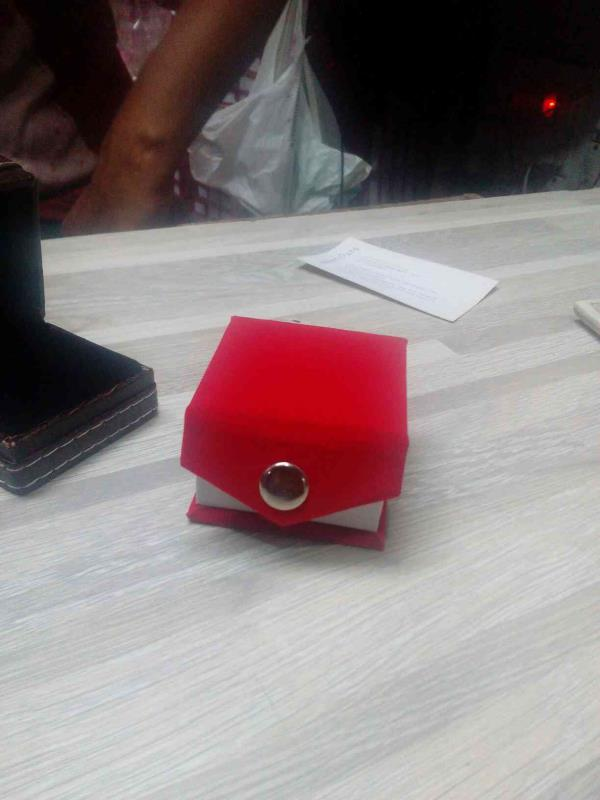 Jewelry packing boxes