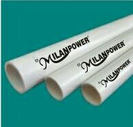 WE MILANPOWER ARE MANUFACTURER AND SUPPLIER OF PVC CONDUIT PIPE AND FITTINGS IN JAIPUR - by MILAN POWER - Manufacturer And Distributor Of Wires, Cables And Electrical Accesories., Jaipur