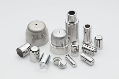 Deep Drawn Components    Neeraj Exim are leading Manufacturer of Deep Drawn Components in Vadodara, Gujarat    Neeraj Exim are leading supplier of Deep Drawn Components in Czech Republic.