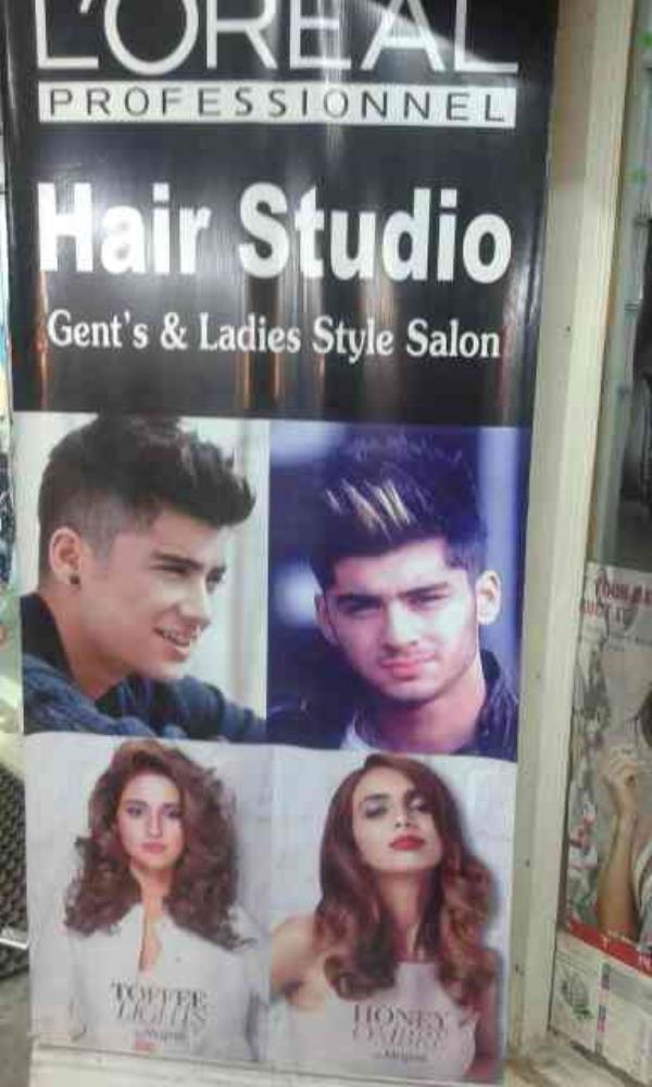 hair & spa salon  - by Hair studios, Patna