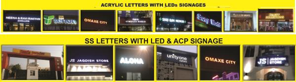 ARE YOU LOOKING FOR A SOLUTION FOR SIGNAGES? WE AT DIMENSIONS INDIA 8860908890 ARE THERE TO SOLVE. WE MANUFACTURE AND FABRICATE THE CUSTOMISED SIZES AND DESIGNS FOR YOUR NEED,  WE USE THE BEST MATERIAL AND THE LATEST TECHNOLOGY TO MANUFACTU - by LED SIGN BOARD +918860908890, Delhi