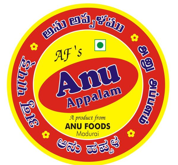 We are the leading Appalam Manufacturers In Madurai, Tamil Nadu, India.  Anufoods - India's No 1 Appalam Brand.  Go to the official website - www.anufoods.in - by Anufoods - Appalam Manufacturer And Exporter In Madurai, Madurai