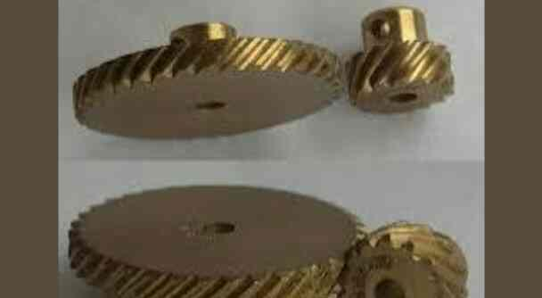 Helical Gear!    Best Quality Helical Gear  Helical Gear in Ahmedabad - Nidhi Engg