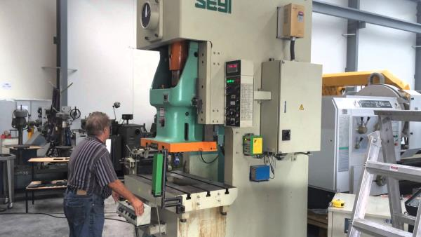 used power press for sale