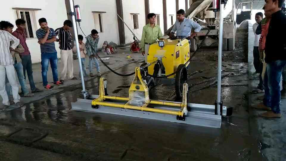 Shree Vinayak industries Ahmedabad India will start new product launch new product Laser screed in sort time  Thanks our all customer for response us - by Shree Vinayak Industries, Ahmedabad