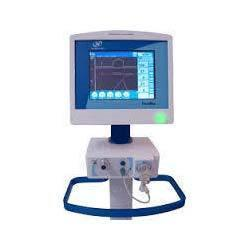ICU Ventilator  With our expertise in this domain, we are able to offer a superior quality range of ICU Ventilators. The given range of ventilator gives a patient the freedom to breathe spontaneously. This ventilator is designed by our experts by using basic quality material and technically advanced tools.