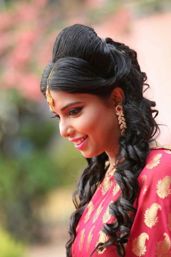 For Gorgeous bridal makeup around Bangalore Contact Professional Makeup By D& M.   We also have prebridal packages available for our clients at D& M Salon and Spa.   visit http://www.dnmhss.com  for details!