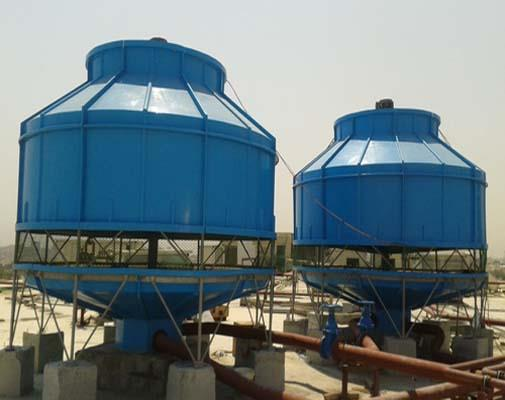 Bottle Shape Cooling Towers Manufacturer In Coimbatore  Cooling Towers Manufacturer In Coimbatore  Cooling Towers Manufacturer In Chennai Bottle Shape Cooling Towers Manufacturer In Chennai    Weltech cooling system FRP Cooling Towers (bott - by WELLTECH COOLING SYSTEMS -(Contact :9095205321), Coimbatore