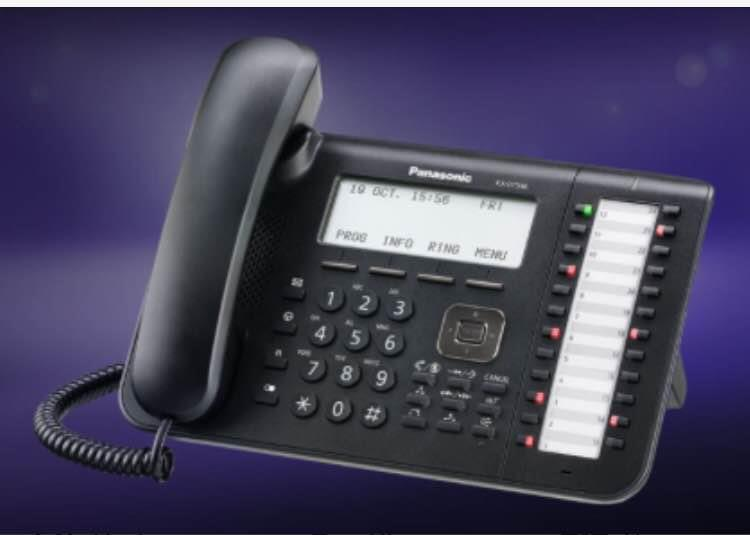 KX-DT546 Premium Digital Proprietary Telephone Premium digital proprietary telephone, with 6 line back-lit display, 24 programmable keys and full duplex speakerphone.  6-line Graphical LCD with backlighting 24 freely programmable function k - by Hindustan Telecommunication, Mumbai Suburban