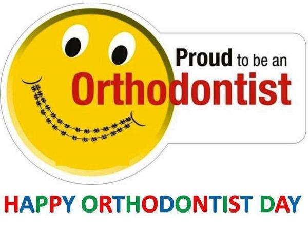 Happy orthodontist day - Dr Kansal's Dentistree  - by Dr Kansal's Dentistree, Karnal