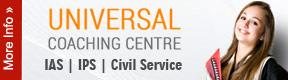 Top IAS Coaching Centres In Bangalore   Universal Coaching Centre is one of the leading Coaching Centre In Bangalore. UCC is head quartered in Vijayanagar, Bangalore. With more than 4, 500 of its students being selected from the past 16 yea - by Universal Coaching Centre, Bangalore