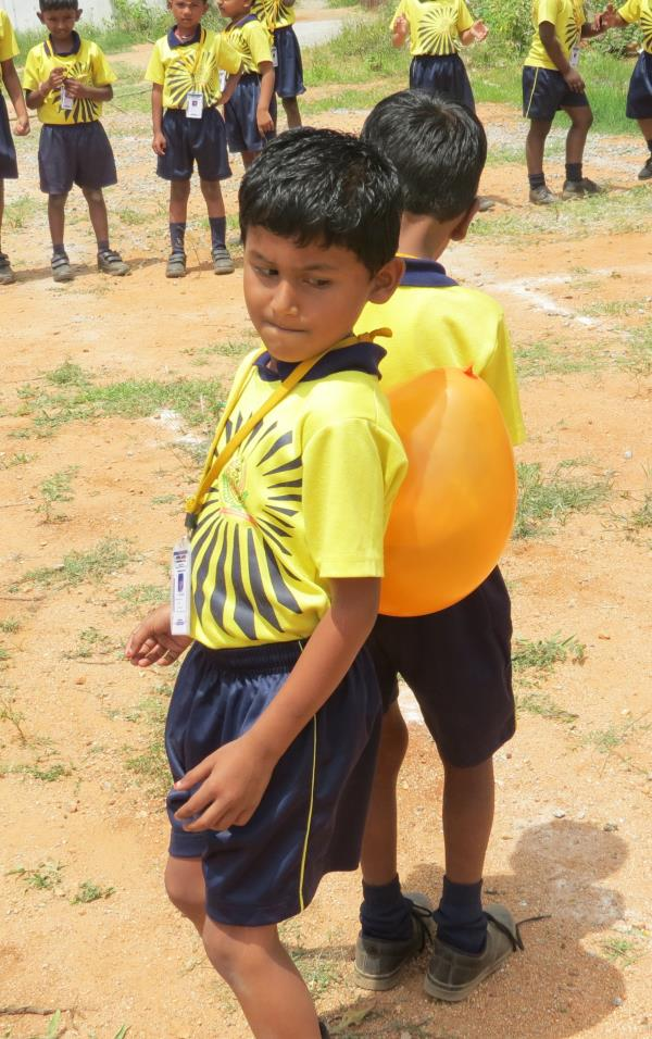 play time - by OPEN ARMS International School, Hosur