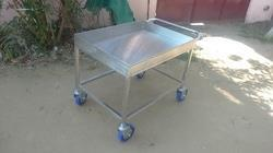 Manufacturers and Suppliers Of Stainless Steel Canteen Tea Trolley In Coimbatore Stainless Steel Canteen Tea Trolley In Coimbatore SS Stainless Steel Canteen Tea Trolley In Coimbatore Stainless Steel Canteen Tea Trolley In Tamil Nadu Qualit - by S M INDUSTRIES, Coimbatore
