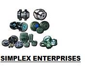 FENNER TYRE  COUPLING  Flexible Tyre Coupliing is a soft flexible coupling which offers high strength with reinforced synthetic plies and absorbs misalignment, minimizes vibration. We are located in Hyderabd Ranigunj.   - by Simplex Enterprises, Hyderabad