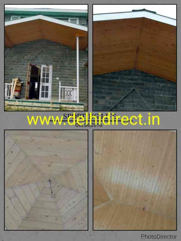 Exterior Wooden Cladding  we sell Exterior Wood Ceiling, which can be applied to Exterior Facade Delhi or Interior Cladding Delhi or one can use it on Interior Ceiling Gurgaon or Exterior Ceiling Gurgaon.   To Buy -  http://delhidirect.in/outdoors/decking-cladding