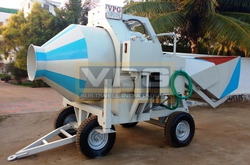 Two Bag Mixer Machines Supplier VPG Two Bag Mixers have hoppers used Heavy duty Gunmetal bushes and Pipes, Hopper Angle Specially designed for Reduce Raw martial wastage Special Vibrator fixed to avoid aggregate Stick in hopper. Cement & ot - by VPG Buildwell India Pvt Ltd, Bangalore